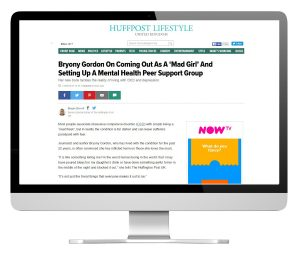 In the Huffington Post
